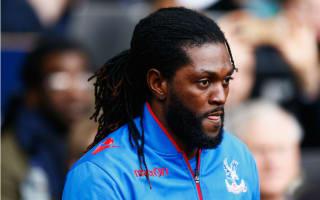 Moyes reveals Sunderland rejected Adebayor