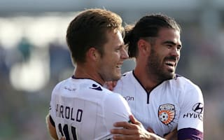 Newcastle Jets 1 Perth Glory 6: Record victory keeps visitors in contention