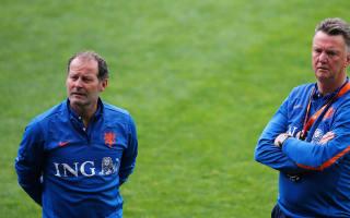 Blind wants Van Gaal as Netherlands technical director