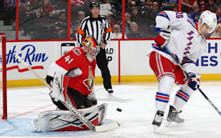 Rangers extend winning run to eight, Avalanche thrash Montreal