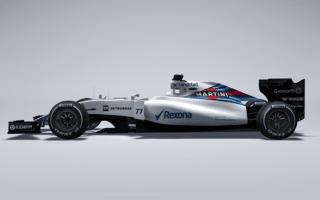 Williams F1 team reveals 2015 car