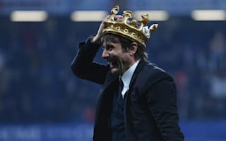 Conte not impressed with Diego Costa's failure to deliver chocolate cake