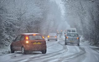 UK motorists are 'unprepared' for winter driving, warn experts