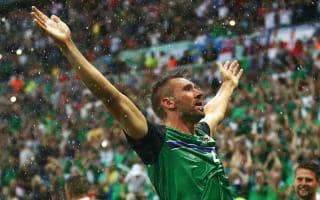 Ukraine 0 Northern Ireland 2: McAuley and McGinn seal historic win