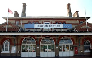 Tourist disrupts 40,000 passengers in seven-hour stand-off at Ipswich station