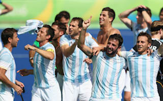 Rio 2016: Argentina to face Belgium in men's hockey final