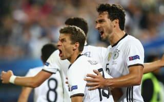 Beating Italy at Euro 2016 'a big moment' for Hummels