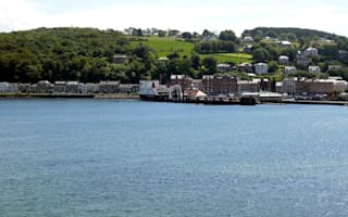 Seven houses with sea views - for under £100,000