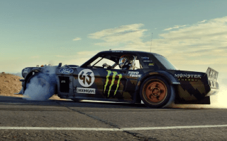 Ken Block reveals trailer for new 'Climbkhana' video