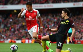 Navas was excellent against Sanchez - Guardiola