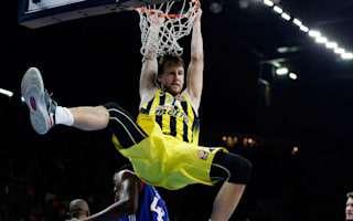 Fener scrape sixth Top 16 win, CSKA beat Zalgiris again