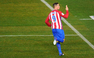 Atletico Madrid 3 Athletic Bilbao 1: Torres at the double in Vicente Calderon farewell