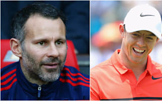 Giggs the dream pro-am partner for Manchester United fanatic McIlroy