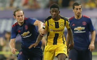 Dembele: I am not the Bundesliga's next superstar