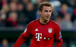 Gotze targets January comeback
