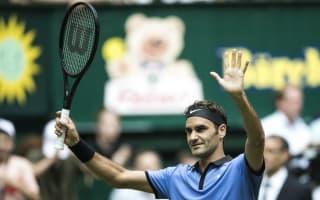 Federer revels in milestone 1,100th ATP Tour win as Nishikori and Zverev advance