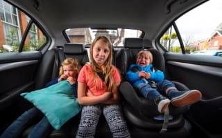 Research finds one in four leave children unattended in car