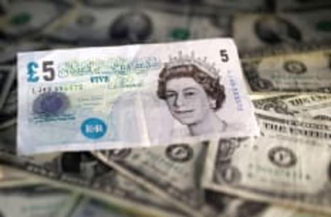 Rekordgewinne: Die neuen Fünf-Pfund-Noten auf Ebay