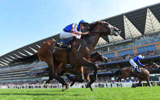 Barney Roy upsets Churchill on day one of Royal Ascot