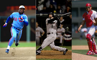 Raines, Bagwell and Rodriguez elected to Hall of Fame
