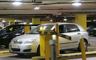 Driver avoids paying for car park in cheeky prank