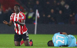 Koeman criticises Wanyama after third red card of the season