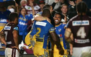 Jennings inspires Eels win in Foran return
