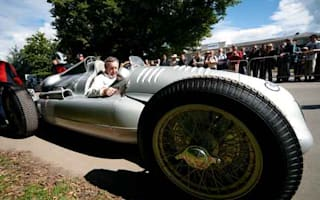 Audi past and present on show at Goodwood Festival of Speed