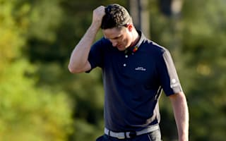 I felt I had it wrapped up - Rose after watching Masters title slip away