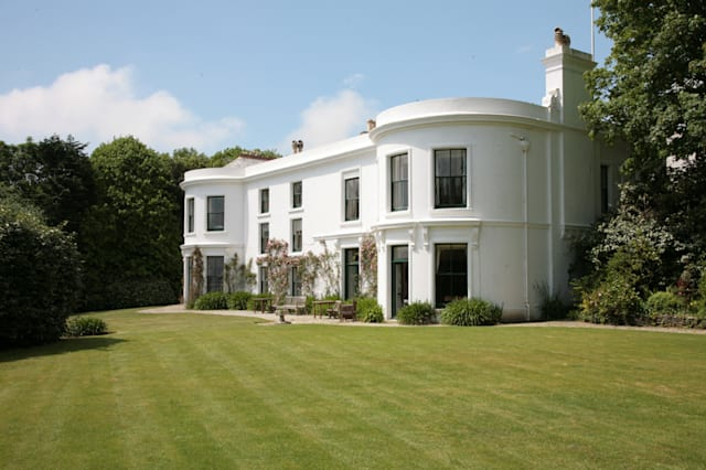 Porthpean House in About Time