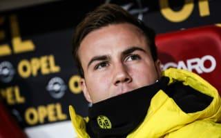 Tuchel backs Gotze to come good at Dortmund