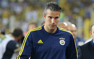 'These things happen in football' - Van Persie reacts to horror eye injury