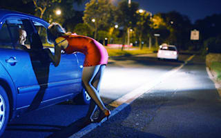 Man pimps out prostitute from car boot