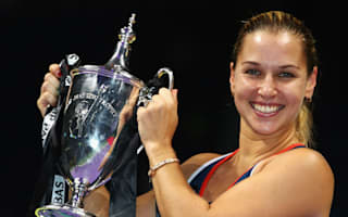 Cibulkova: The happiest moment of my life