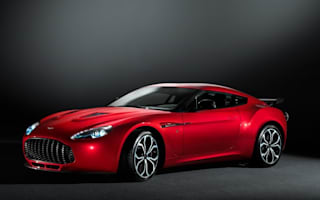 Striking £330,000 Aston V12 Zagato revealed