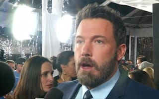 Ben Affleck and Sienna Miller on red carpet for Live By Night premiere