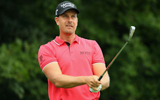 Stenson on track for more major glory