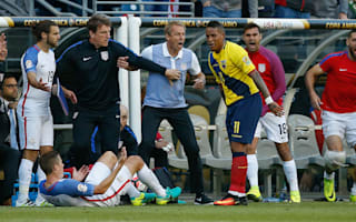 Klinsmann: Jones dismissal a disgrace