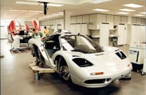 McLaren F1 to appear at London Classic Car Show
