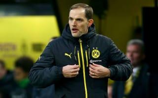 Tuchel hails 'extraordinary' Dortmund reaction
