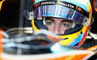 Fuming Alonso will not accept McLaren failure