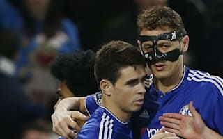 Oscar must keep his head up - Matic