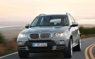 Motorist escapes unharmed after BMW X5 bursts into flames at 70mph