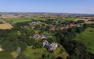 You can now buy an entire English village