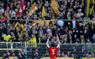 WATCH: Subotic leads 'yellow wall' chants after helping Cologne draw at Dortmund
