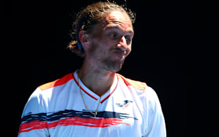 Dolgopolov dumped out in Buenos Aires