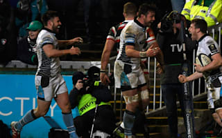 Glasgow humiliate Tigers to qualify, Toulon through despite defeat