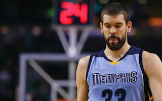Foot surgery ends Gasol's season
