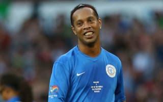 Ronaldinho better than Zidane, Pele and Maradona - Boateng