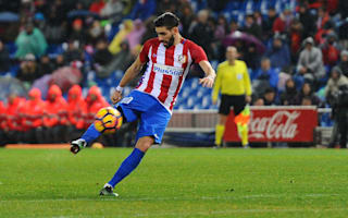 Simeone salutes Carrasco, backs Gameiro